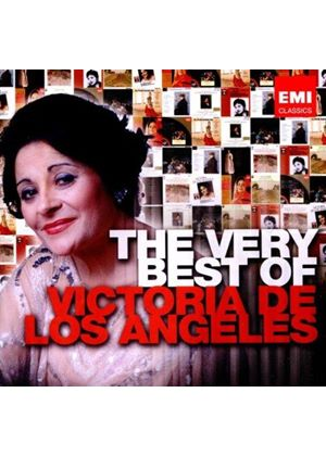 Very Best of Victoria de Los Angeles (Music CD)