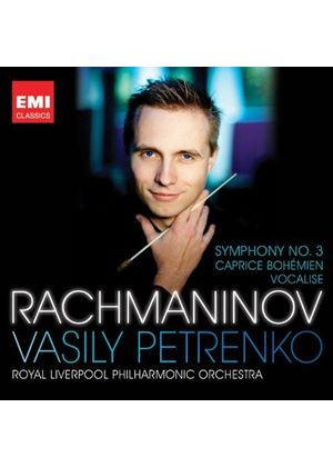 Rachmaninov: Symphony No. 3 (Music CD)