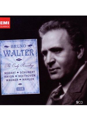 Icon: Bruno Walter - The Early Live (Music CD)