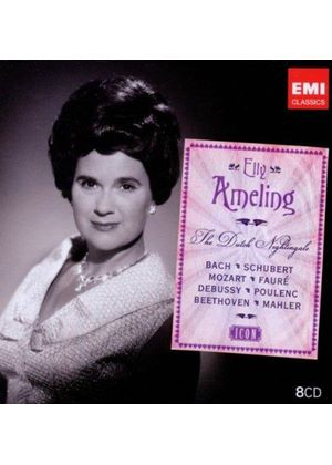 Icon: Elly Ameling - The Dutch Nightingale (Music CD)