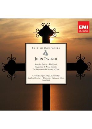 John Tavener: Song for Athene (Music CD)