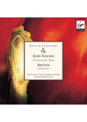John Tavener: The Protecting Veil (Music CD)