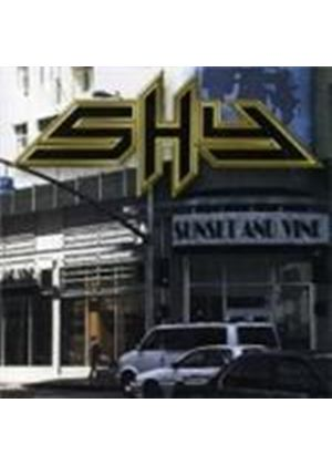 Shy - Sunset And Vine (Music CD)