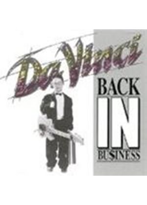 Da Vinci - Back In Business (Music CD)