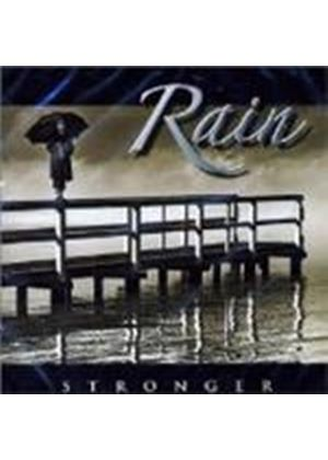 Rain - Stronger (Music CD)