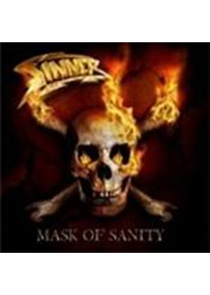 Sinner - Mask Of Sanity (Music CD)