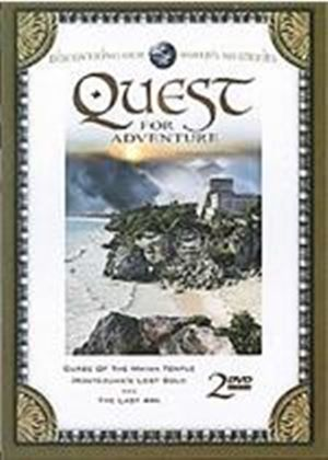 Quest For Adventure Vol.2