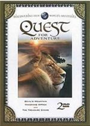 Quest For Adventure Vol.3