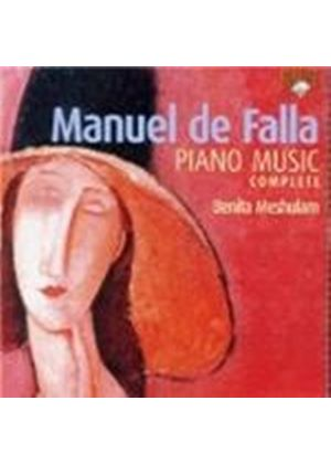 Various Artists - De Falla Complete Piano Music