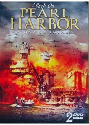 Pearl Harbour [Embossed Tin]