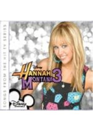 Various Artists - Hannah Montana 3 Original Soundtrack (Music CD)