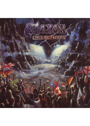 Saxon - Rock The Nations (Music CD)