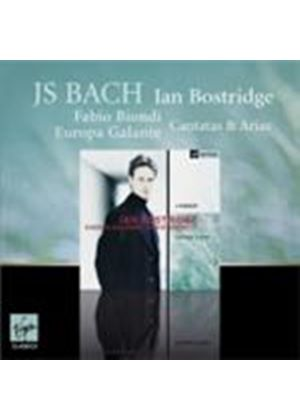 Bach: Cantatas Nos 55 & 82a (Music CD)