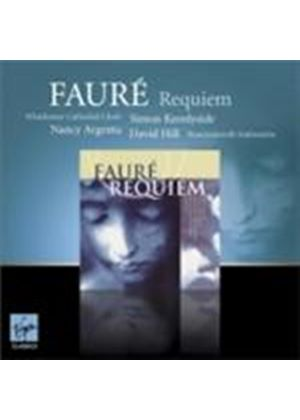 Fauré: Requiem (Music CD)