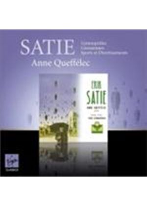 Satie: Three Gymnopédies (Music CD)