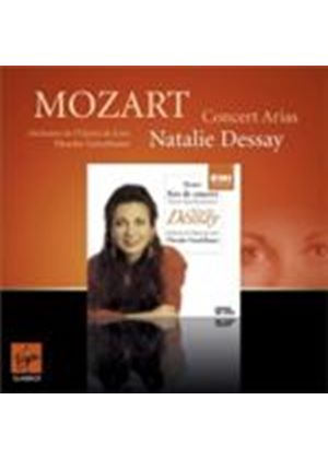 Mozart: Concert Arias (Music CD)