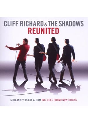 Cliff Richard & The Shadows - Reunited (Music CD)