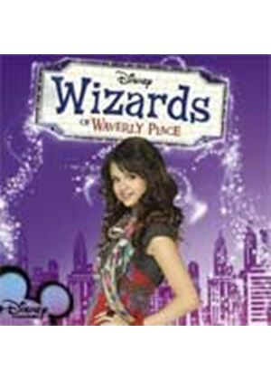 Various Artists - Wizards Of Waverly Place (Music CD)