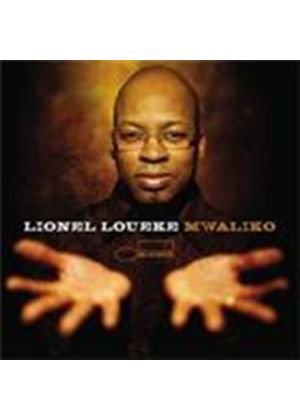 Lionel Loueke - Mwaliko (Music CD)