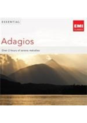 Essential Adagios (Music CD)