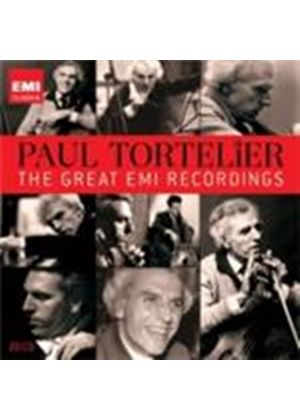 Paul Tortelier - (The) Great EMI Recordings (Music CD)