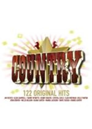 Various Artists - Original Hits - Country (Music CD)