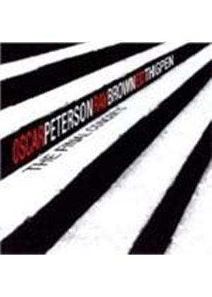 Oscar Peterson & Ray Brown/Ed Thigpen - Final Concerts, The