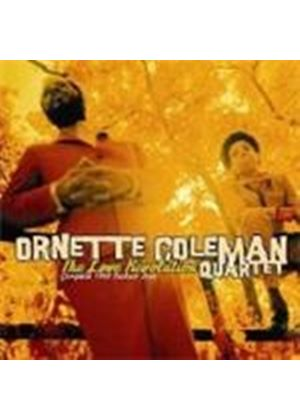 Ornette Coleman Quartet (The) - Love Revolution (The 1968 Italian Tour)