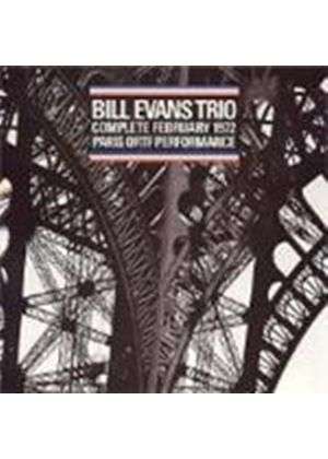 Bill Evans Trio (The) - Live In Paris 1972