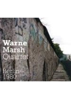 Warne Marsh Quartet - Berlin 1980