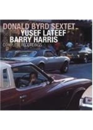 Donald Byrd Sextet & Yusef Lateef/Barry Harris - Complete