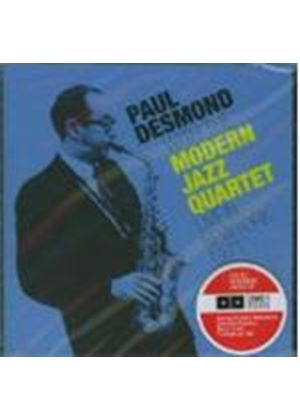 Paul Desmond & The Modern Jazz Quartet - Live In New York 1971