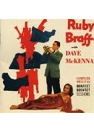 RUBY BRAFF & DAVE MCKENNA - Complete Original Quartet And Quintet Sessions