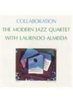 Modern Jazz Quartet & Laurindo Almeida (The) - Collaboration/MJQ Plays Porgy And Bess