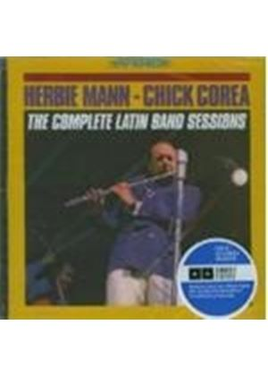 Herbie Mann/Chick Corea - The Complete Latin Band Sessions [Spanish Import]