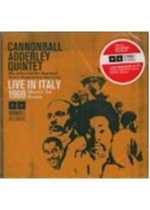 Cannonball Adderley Quintet - Live In Italy 1969