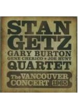 Stan Getz - The Vancouver Concert 1965