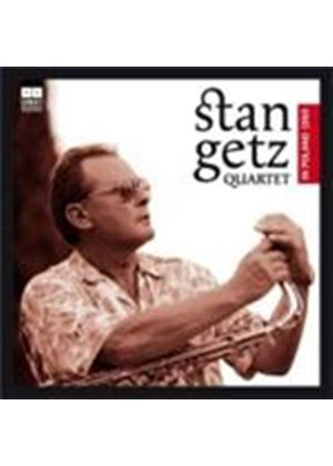 Stan Getz Quartet (The) - In Poland 1960 (Music CD)