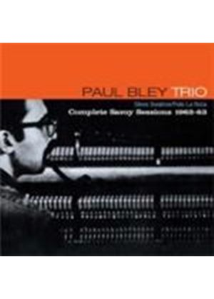 Paul Bley Trio - Complete Savoy Sessions 1962-1963 (Music CD)