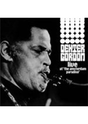 Dexter Gordon - Live At The Amsterdam Paradiso (Music CD)