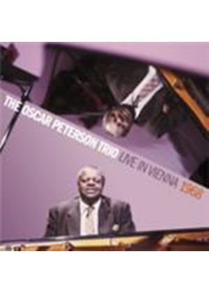 Oscar Peterson Trio - Live In Vienna 1968 (Music CD)