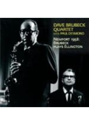 Duke Ellington - Newport 1958: Brubeck Plays Ellington (Music CD)