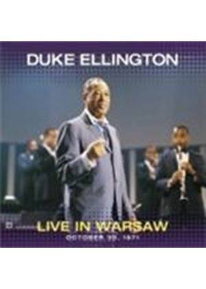 Duke Ellington - Live In Warsaw (30 October 1971) (Music CD)