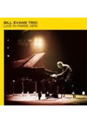 Bill Evans Trio (The) - Live In Paris 1974 (Music CD)