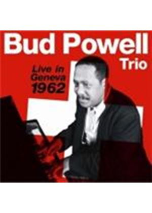 Bud Powell Trio (The) - Live In Geneva 1962 (Music CD)