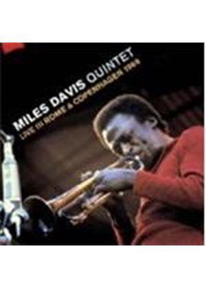 Miles Davis Quintet (The) - Live In Rome And Copenhagen 1969 (Music CD)