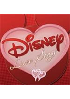 Various Artists - Disney Love Songs (Music CD)
