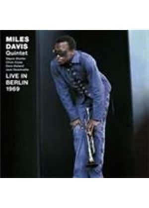 Miles Davis Quintet (The) - Live In Berlin 1969 (Music CD)