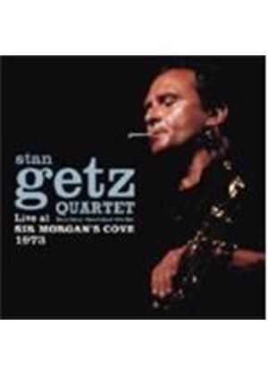 Stan Getz - Live at Sir Morgan's Cove 1973 (Live Recording) (Music CD)