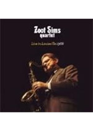 Zoot Sims - Live in Louisville 1968 (Live Recording) (Music CD)